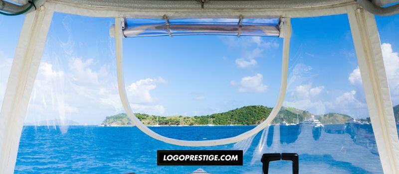bateau luxe mer